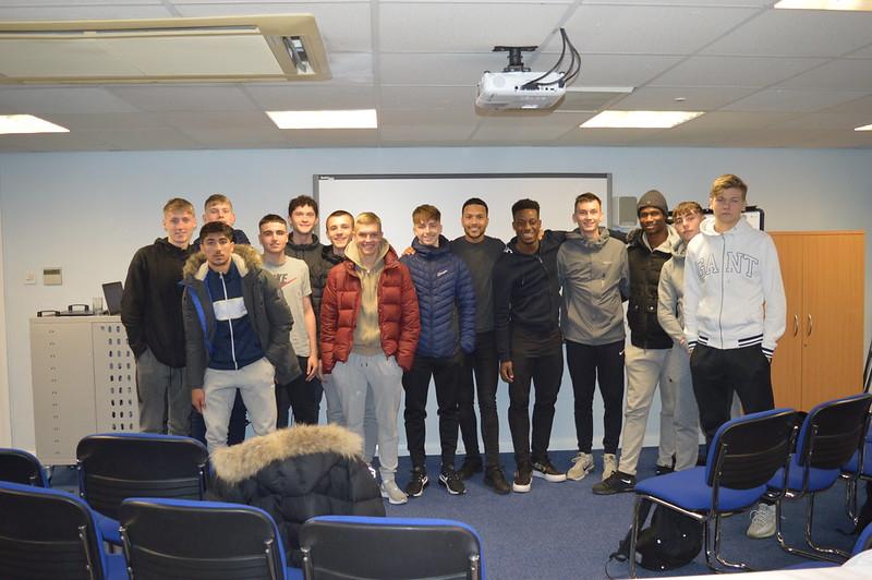 Joe Thompson Bolton Wanderers Life Skills (18)