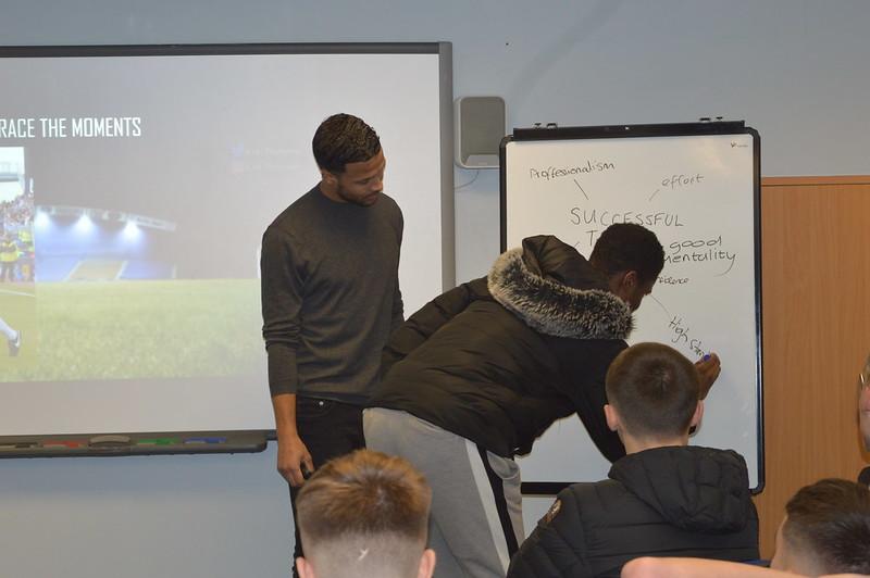 Joe Thompson Bolton Wanderers Life Skills (9)
