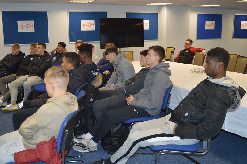 Joe Thompson Bolton Wanderers Life Skills (4)