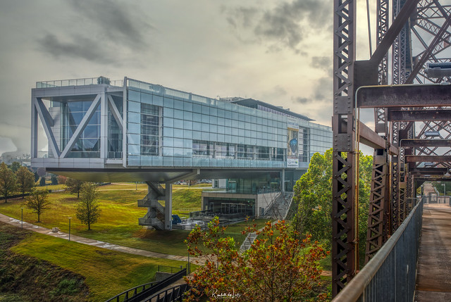 William J. Clinton Library And Museum, Little Rock, Arkansas