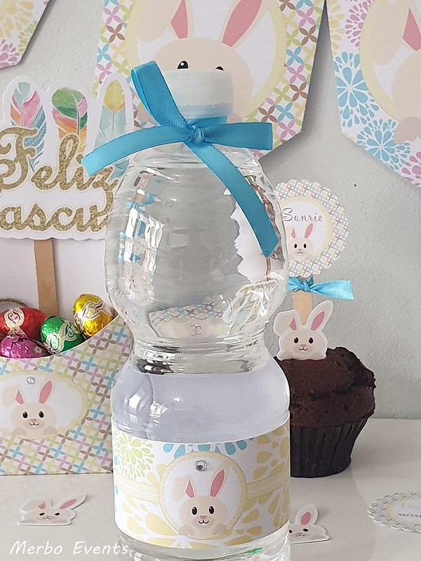 Decoración gratis para pascua Merbo Events