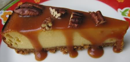 Cheese Cake Caramello