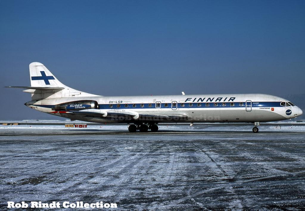 Finnair SE-210-3B OH-LSB