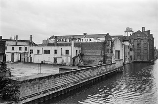 Bartlett Export Packers, Regent's Canal, Islington 86-10t-31_2400
