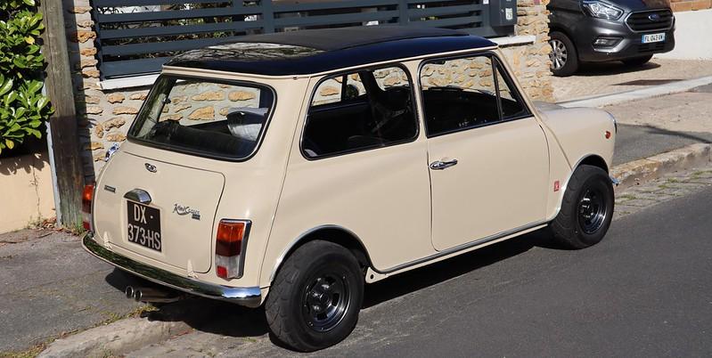 Innocenti Mini 1300 Cooper 1975  49747588402_6cd8f5ee18_c