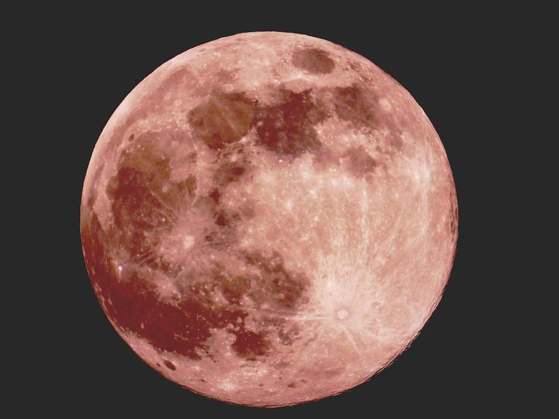 pink moon 2020-04-07