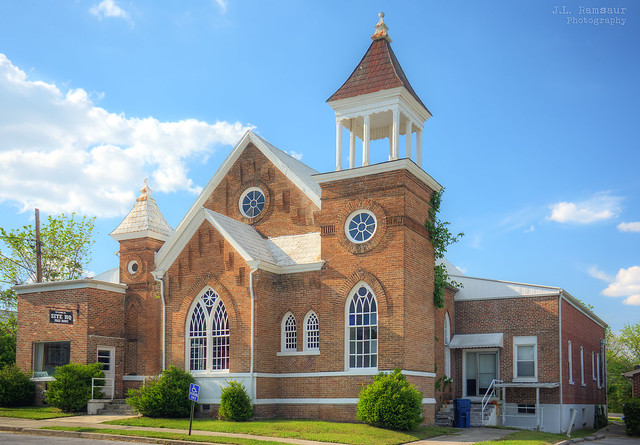 The Church at 117 - Manchester, Tennessee