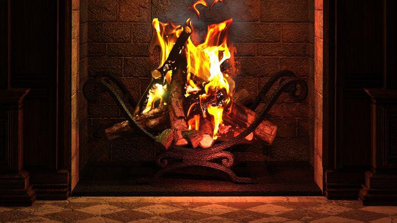 Burn baby burn log