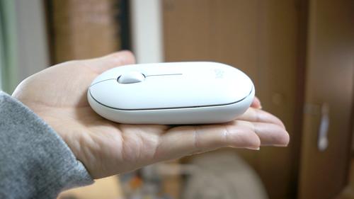 薄型おしゃれ静音マウスはロジクールペブル!しかも安くておすすめ