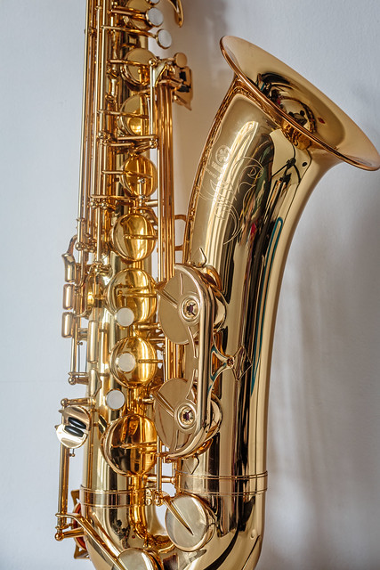 My tenor sax