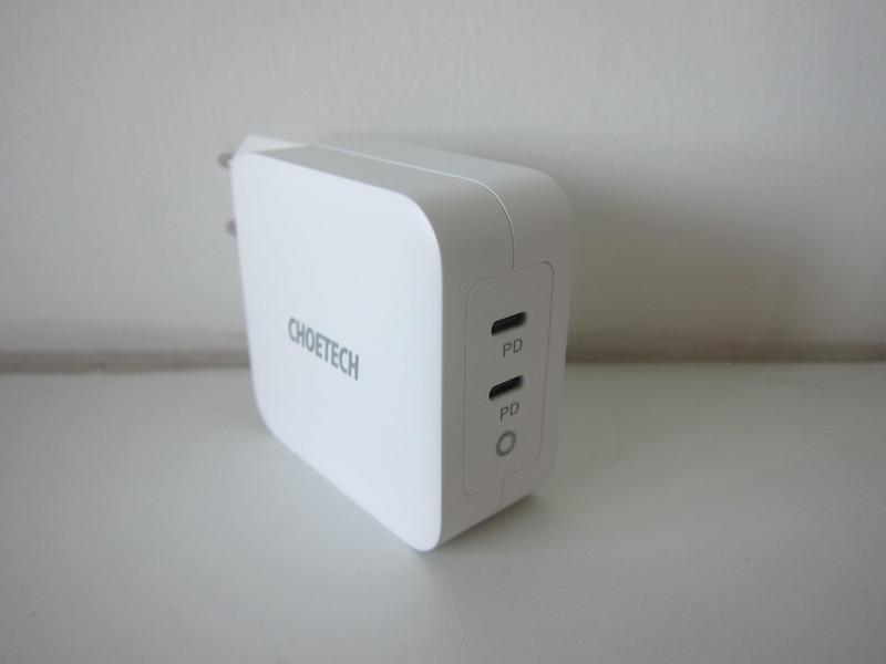 Choetech 100W GaN Dual USB-C Charger