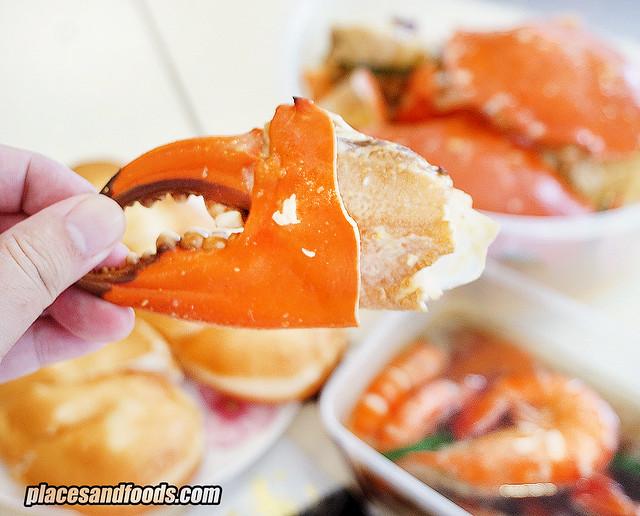 crab fei fei 3