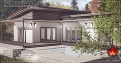 Trompe Loeil - Ninah Cottage & Pool for Collabor88 April