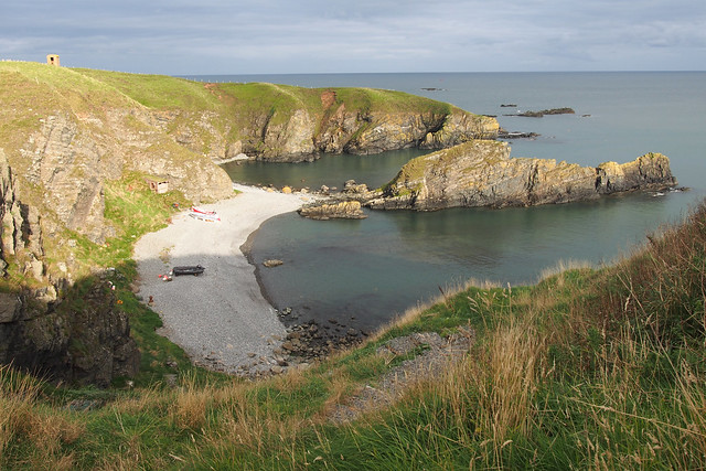 The coast at Whinnyford
