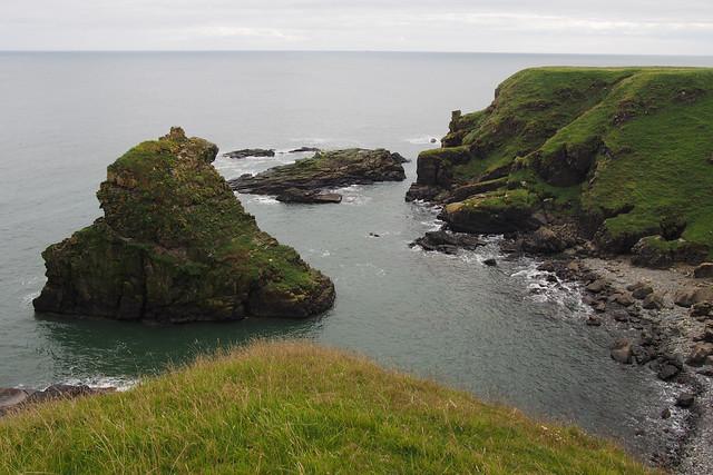 The coast north of Collieston0095