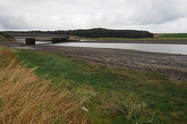 The Ythan estuary, Newburgh