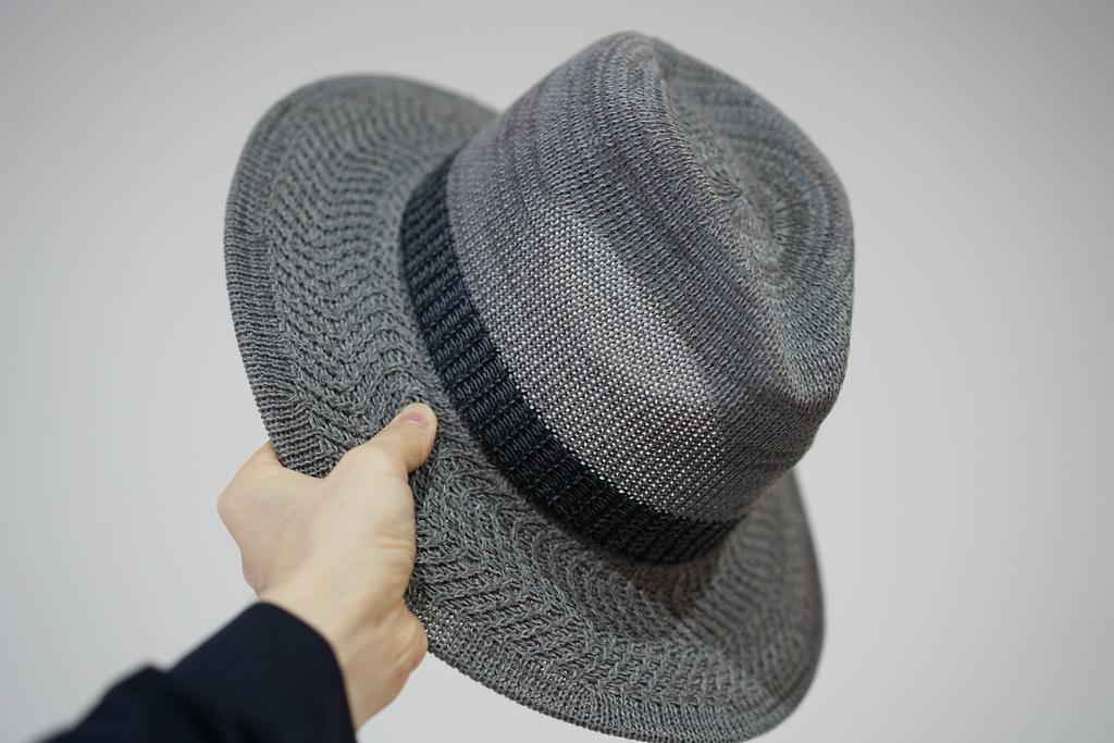 shigematsu hat