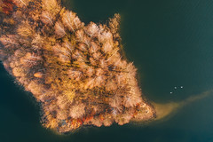 Lake | Kaunas aerial