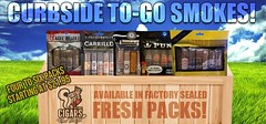 Curbside Cigars To-Go