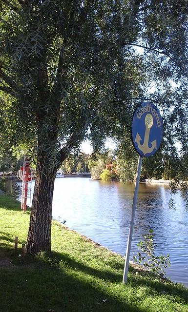 In Stadsparken,  Örebro