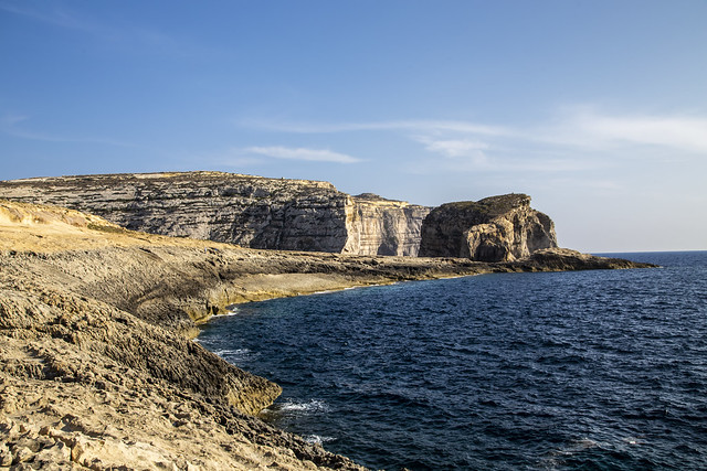 Dwejra Coast