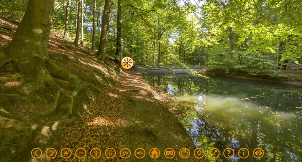 Virtuele citytrip Hannover, de Deister (beeld via Hannover Living, HMTG) | Mooistestedentrips.nl