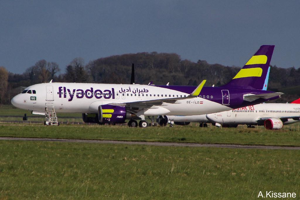 FLYADEAL A320Neo OE-ILD