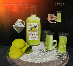 Limoncello by ChicChica @ Collabor88