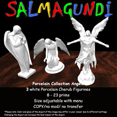 Special Offer! Collection Porcelain Angels