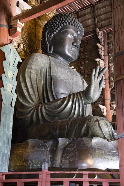 Tōdai-ji-Buddha