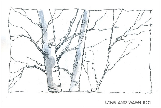Line-and-Wash-#01