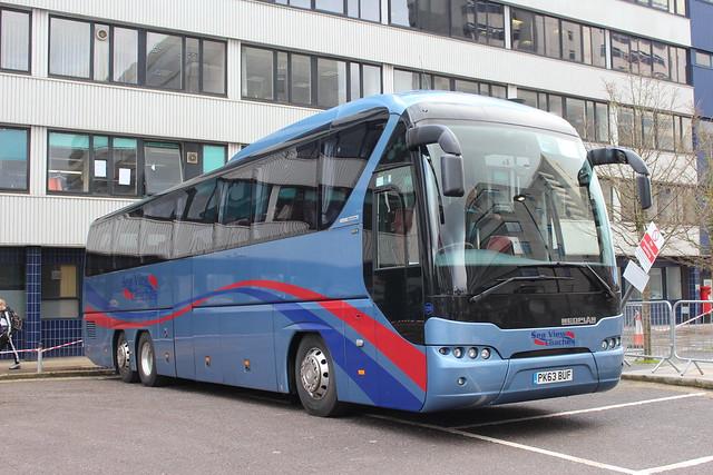 PK63BUF Sea View Coaches