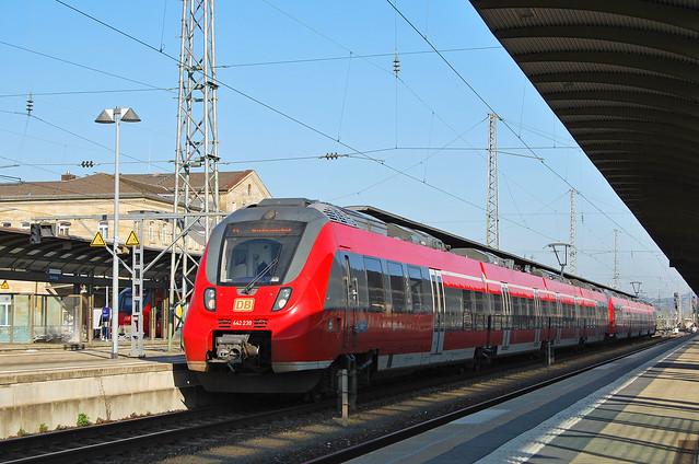 442 239 Bamberg Hbf 07.04.20