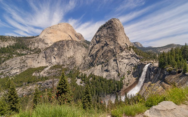 *Yosemite @ John Muir Trail*