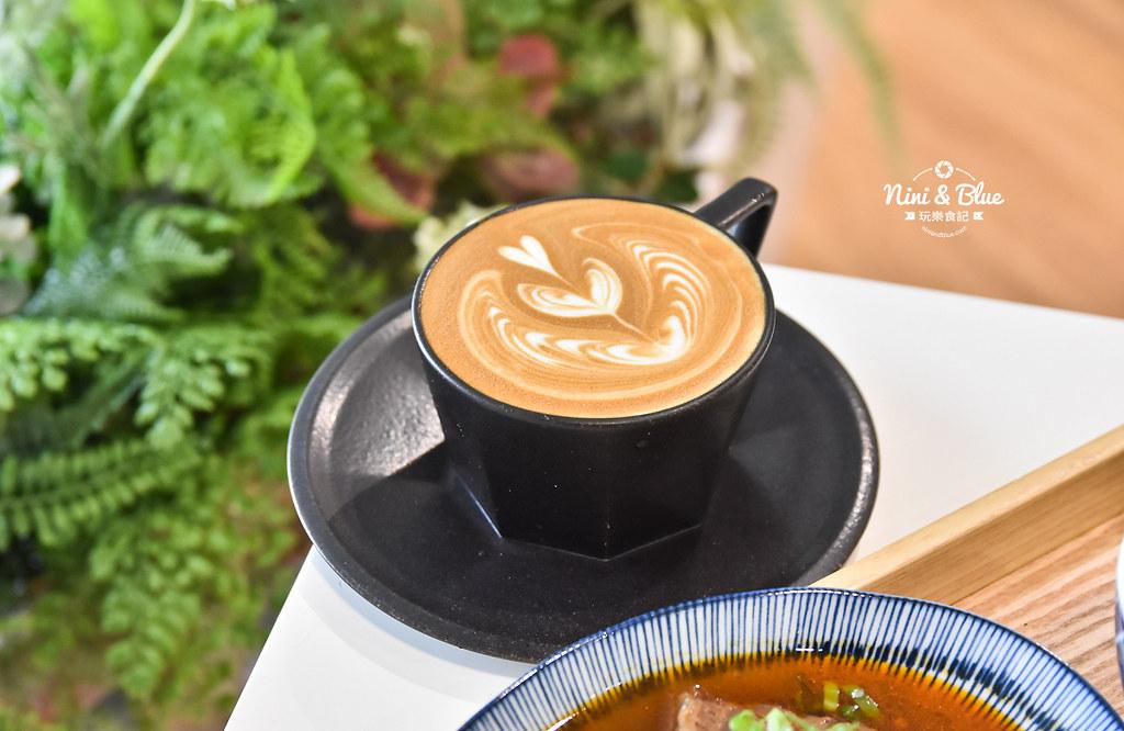 台中不限時咖啡 一物立方 市政路13