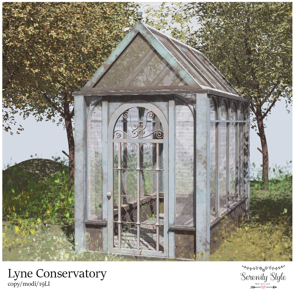 Serenity Style- Lyne Conservatory