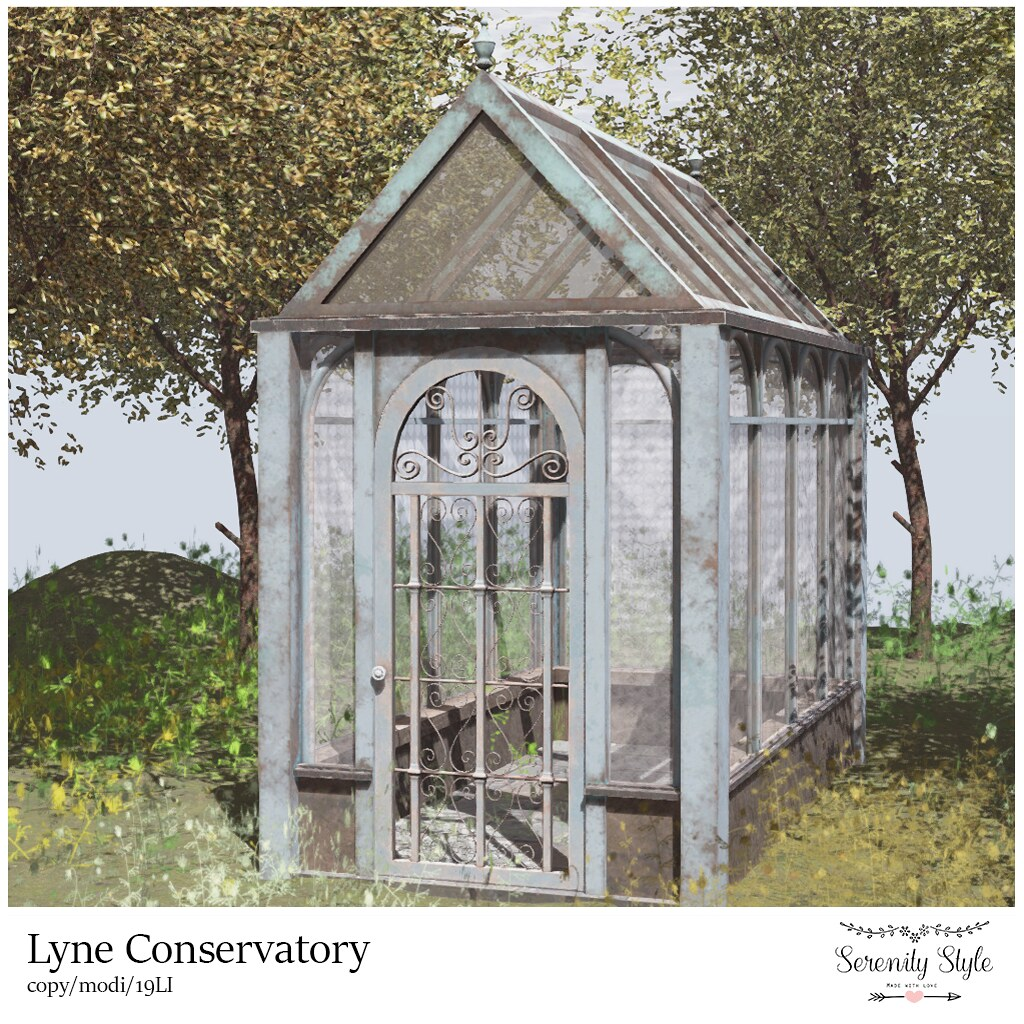 Serenity Style- Lyne Conservatory