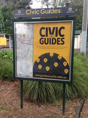Civic Guide at Heidelberg Station