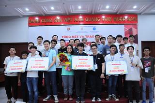 Cuộc thi lập trình Makerthon lần 3 năm 2019