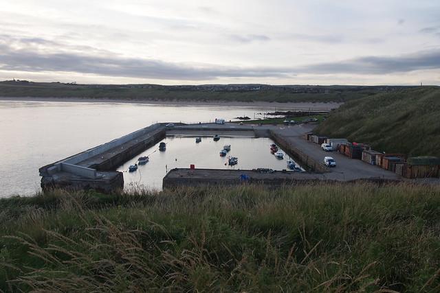 Port Erroll Harbour, Cruden Bay