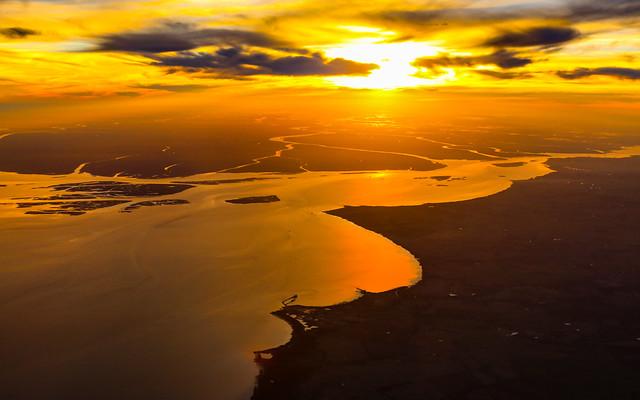 La Plata River Delta