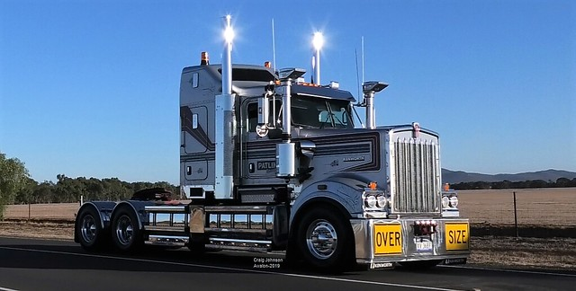 Patlin Kenworth Sparkles at Avalon