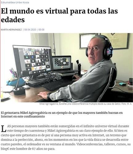 El mundo es virtual para todas las edades