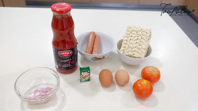 hong Kong Tomato noodle soup (1)