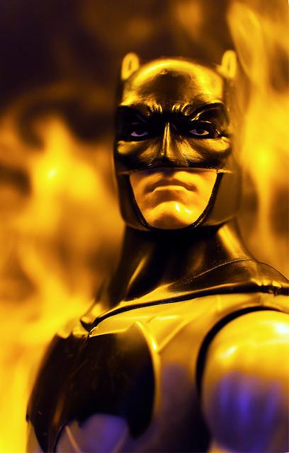 The Dark Knight Rises!