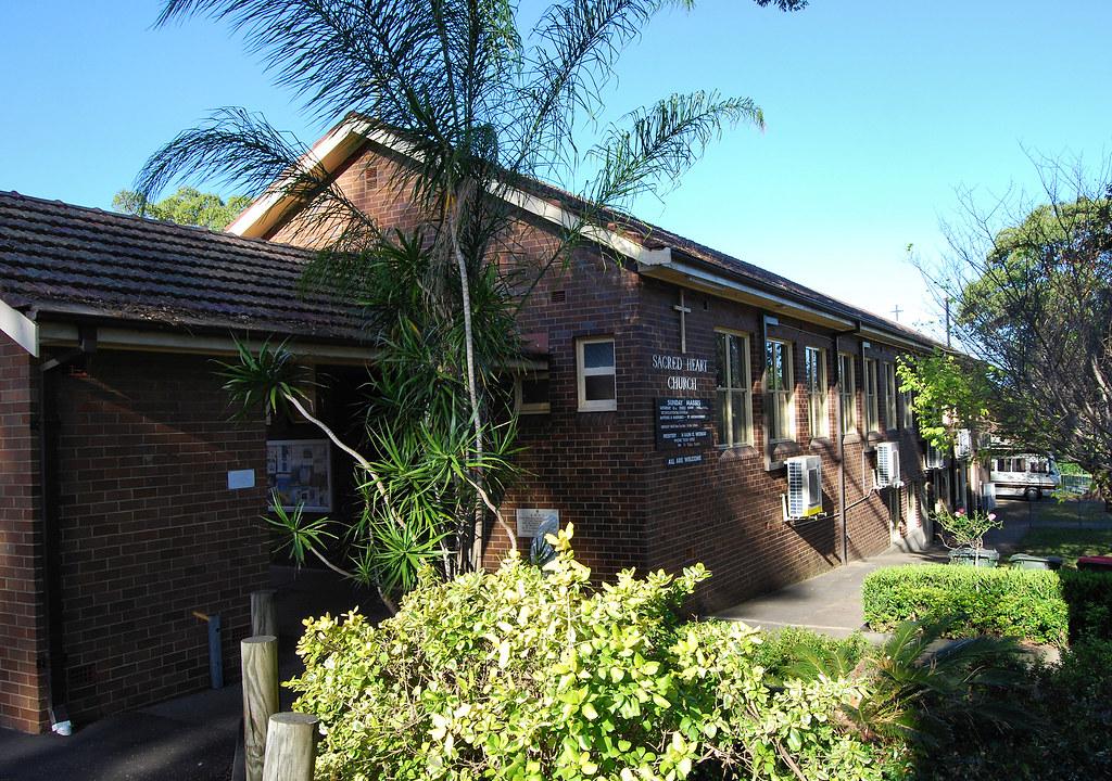 Sacred Heart Church, Westmead, Sydney, NSW.