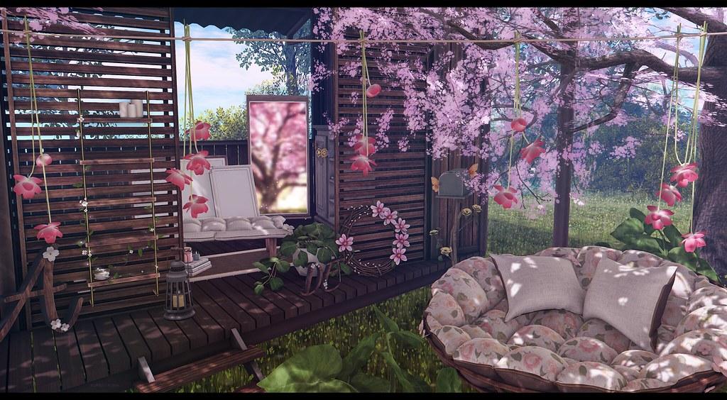 The Sakura Tree
