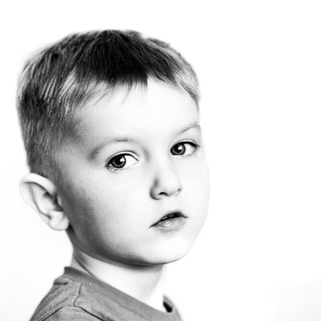 Antoś ♥️ Facet, który jest moim synem. #zostańwdomu bardzo wspiera rodzinne portrety