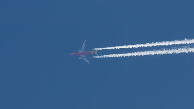 DHL D-ALMD Airbus A330-243F Clitheroe 07.04.2020