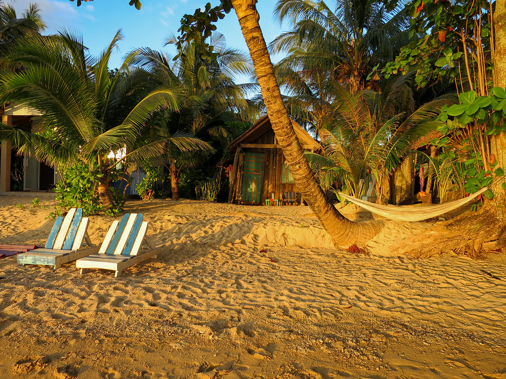 Low end bungalows at Ao Khao beach